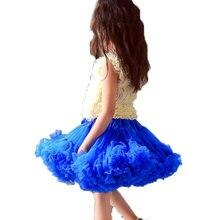 Girls Tutu Skirt Clothing Pettiskirt Fluffy Tutus Ballet Dance Princess Party Skirts Solid Kids Baby Girl Tutu Skirts Childer baby girls tutu skirts shining stars ball gown pettiskirt kids toddler girl ballet princess party dance skirt children clothing