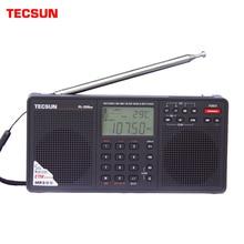 Tecsun PL 398MP rádio portátil 2.2 band band banda completa sintonização digital estéreo fm/am/sw rádio receptor mp3 player internet fm rádio