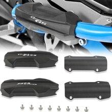 цена на Motorcycle 25mm Crash Bar Bumper Engine Guard Protection For BMW G650GS G650 GS G 650 GS Sertao 2010-2020 2019 2018 2017