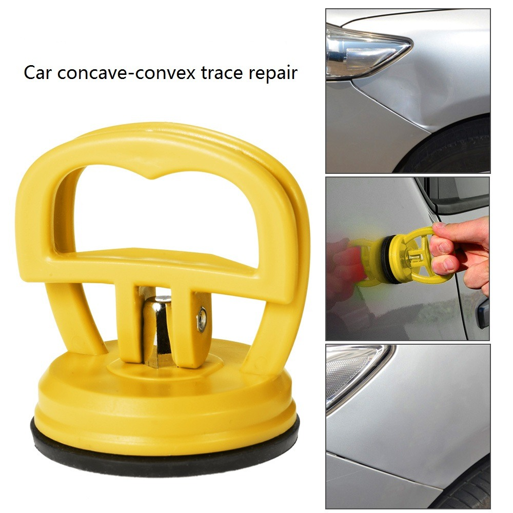 Mini Car Body Repair Dent Remover Puller Tools Car Repair Kit Suction Cup Glass Lifter Strong Suction Cup Car Repair Tools