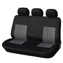 AUTOYOUTH tylne siedzenie samochodu pokrywa poliester uniwersalny samochód tylna osłona siedzenia na ochraniacz na fotel dekoracja samochodu akcesoria