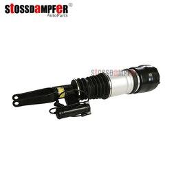 StOSSDaMPFeR lewy przedni amortyzator zawieszenie tłok pneumatyczny sprężyna powietrzna Fit 211 Mercedes Airmatic zawieszenia 4Matic 2113209513
