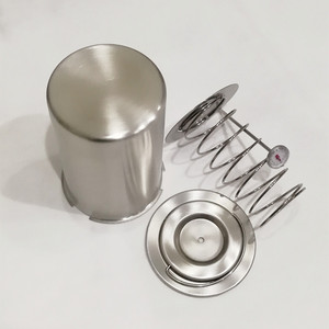 Image 4 - Stainless Pressure Ham Maker Press Ham Tools With Thermometer Meat Tools