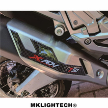 MKLIGHTECH 3D Motorcycle Front Bumper Protector Venting Patch For HONDA XADV X-ADV x-adv 750 2017-2019