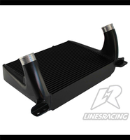 Competition Tuning Intercooler Fits  For Ford Mustang 2.3L EcoBoost EVO2 2015+ Black| |   -