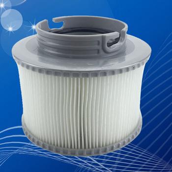 Nadmuchiwany basen filtr MSPA FD2089 wymiana wkładu filtra filtr do obsługi Whirlpool tanie i dobre opinie Z tworzywa sztucznego Inflatable swimming pool filter
