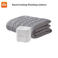 Xiaomi letsleep encanamento colchão aquecedor elétrico cobertor aquecedor elétrico aquecedor elétrico