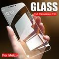 9D Schutz Glas auf die Für Meizu M6 M5 M3 M3S Hinweis Ausgeglichenes Glas-schirm-schutz Meizu M6S M6T M5S m5C Glas Film Fall