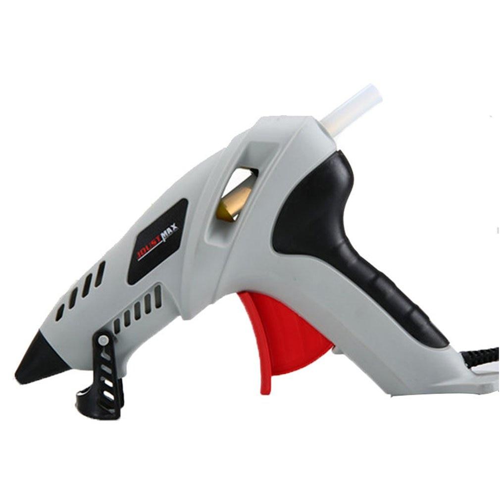 250W High Power Hot Melt Glue Gun With 11mm Glue Stick Industrial Mini Guns Thermo Electric Heat Temperature Tool