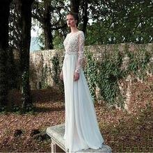 Сексуальное свадебное платье с открытой спиной es Пляжное длинным