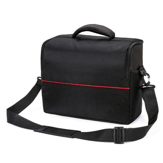Leory projetor caso saco de pano portátil proteção para o céu gp70 k1 k2 k7 k9 UFO P8I md322 r15 r11 r9 r7 cliente mini projetor