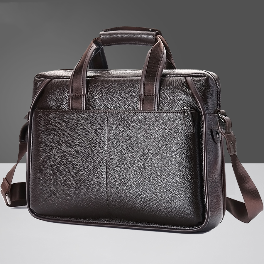 New Business Men's Briefcase Bags For 14