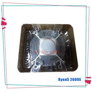 Image 5 - New AMD Ryzen 5 2600X R5 2600X 3.6 GHz Six Core Twelve Thread CPU Processor YD260XBCM6IAF Socket AM4 With Cooler Cooling Fan