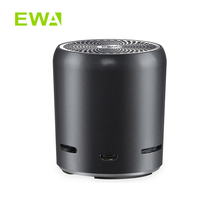 EWA Super-mini Portable Bluetooth  5.0 Speaker TWS Best Sound Bass Boombox Metal Body Caixa De Som Car Speakers and Subwoofer
