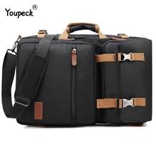 다기능 배낭 남자 노트북 가방 17.3 인치 맥북 프로 15 노트북 서류 가방 여행 가방 노트북 가방 15.6 인치