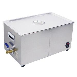 Image 2 - Industrial 22L Ultrasonic Cleaner Bath 0~900W Power Adjustable Digital Degas  Sonic Washing Machine Lab Car Parts PCB Hardware