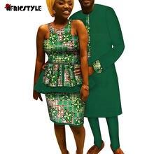 Новинка Лидер продаж женское платье в африканском стиле bazin