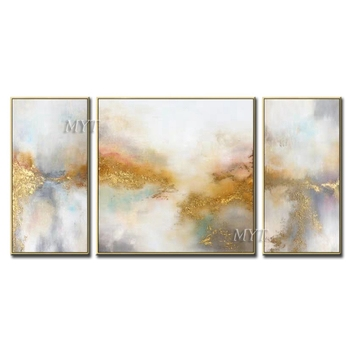 Under The Clouds High Quality Artist Handmade Oil Paintings Unique Modern Abstract Pop Oil Painting For Living Room Decoration