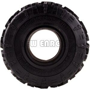 Image 4 - ENRON 4P pneus Super Swamper de 2.2 pouces, pneus de 132MM, pour RC 1/10 escalade, chenille 1:10 RR10 Wraith TRX 4 TRX4 KM2 YETI