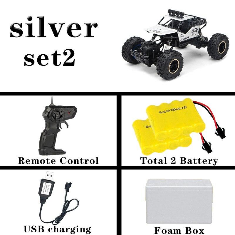 27cm white 2 battery