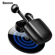 Baseus W04 Pro TWS bezprzewodowe słuchawki Bluetooth słuchawki 5.0 w uchu prawdziwe bezprzewodowe wkładki douszne Mini bezprzewodowy zestaw słuchawkowy do telefonu Xiaomi