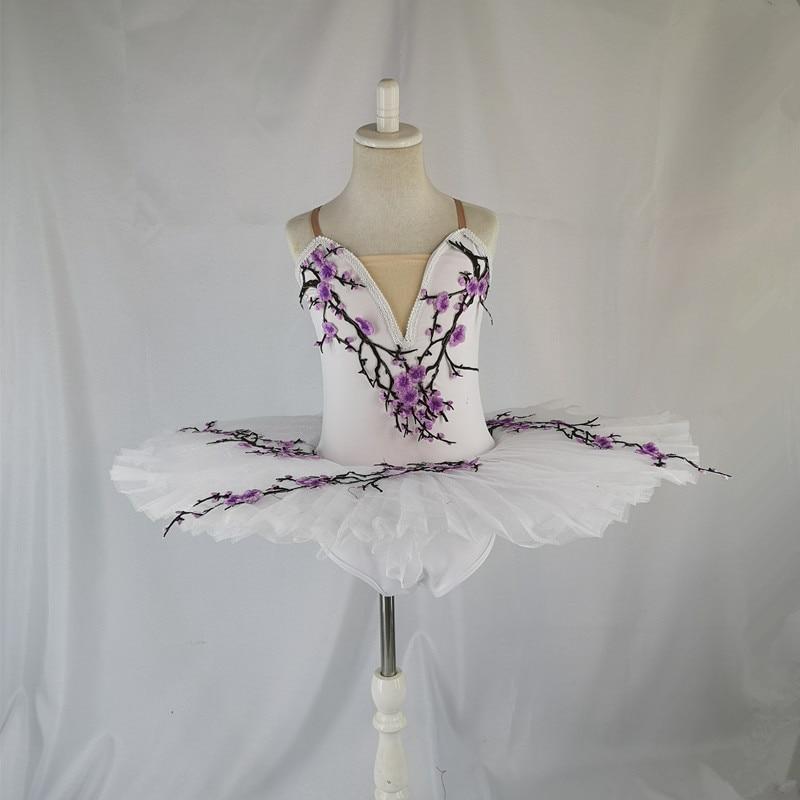 White Professional Ballerina Ballet Tutu Child Kids Girls Women Adults Ballerina Party Ballet Dance Costumes Girls