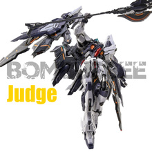 【In Stock】Action Figure Zero Gravity Zero_G Judge 1/100 Scale Model Kit Toy Children PVC Assembly Mecha Robot Plastic
