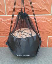 1 шт половинчатая сумка для баскетбола