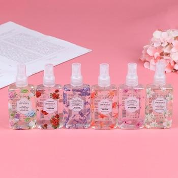 100ml  Fragrance Body Mist Naturally Wild Fresh Scent Perfume 6 Flavors Fragrance Spray Portable Travel Perfume