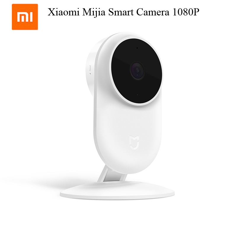 Xiaomi Mijia Ai Smart IP Camera 1080P Updated Version Original Full HD Quality Infrared Night Vision 130 Degree Super Wide Angle