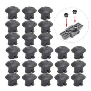 50-200pcs/Lot MOC DECOOL Technic Rubber Stopper Chain link Grip Caterpillar Track compatible 24375 Bricks Blocks Toys(China)