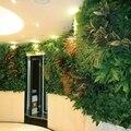 49 карманов настенные Висячие посадочные сумки зеленое растение растут вертикальный сад гостиная мешок сад контейнер для запасов