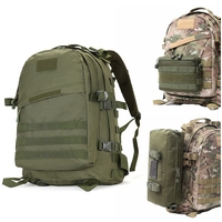 Men backpack outdoor tactical army military waterproof hiking hunting backpack for hiking