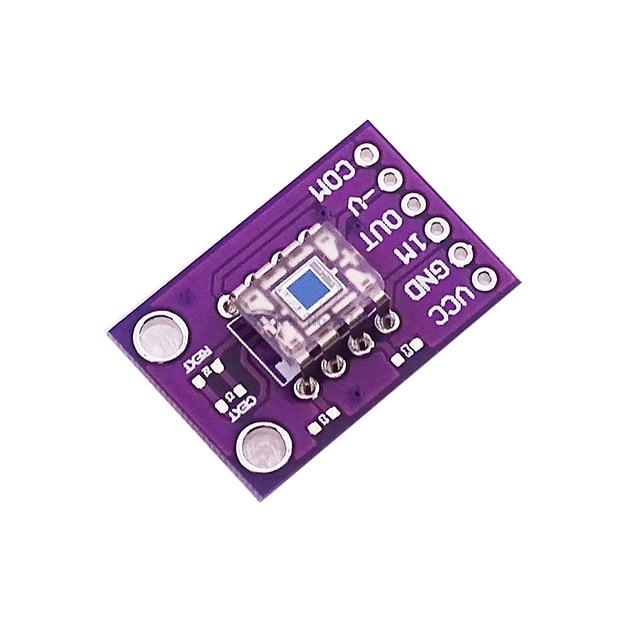 A5-- Original OPT101 Analog Light Sensor Module Photosensitive Optical Light Intensity Detection Module Monolithic Photodiode