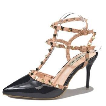 Γυναικείες γόβες Roman Γόβες Παπούτσια MSOW