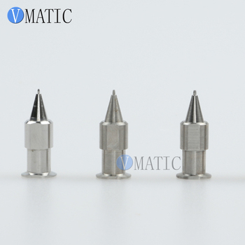 Free Shipping High Stainless Steel 22G Dia 0.40mm Glue / Liquid Dispensing Needles And Tips