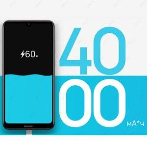 Image 5 - FCCID Version mondiale Huawei Y7 2019 téléphone portable 6.26 pouces 3GB 32GB DUB LX1 double SIM Octa Core visage déverrouillage caméra AI