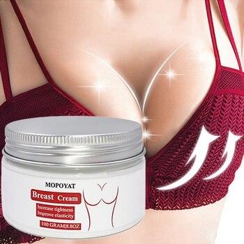 Krem wzmacniający piersi biust ujędrniający krem powiększenie piersi krem do masażu przydatna E1