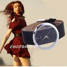 LOLIA Fashion Relojes Watch Women Quartz Wristwatches Leather Casual Masculino Skeleton Ladies Watch female watch reloj mujer