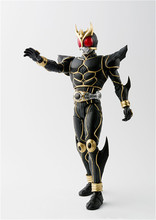 New Masked Rider Kuuga Amazing Mighty Form PVC Action Figure Toy Kamen Rider Collection Model japanese anime masked rider kamen rider gaim printing canvas military backpack mochila escolar children teenagers school bags