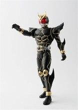 Novo cavaleiro mascarado kuuga incrível poderoso forma pvc figura de ação brinquedo kamen rider coleção modelo