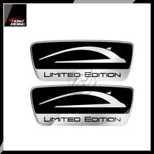 Decal-Case Car-Sticker Emblem Limited-Edition Kawasaki Ducati Yamaha Suzuki Honda