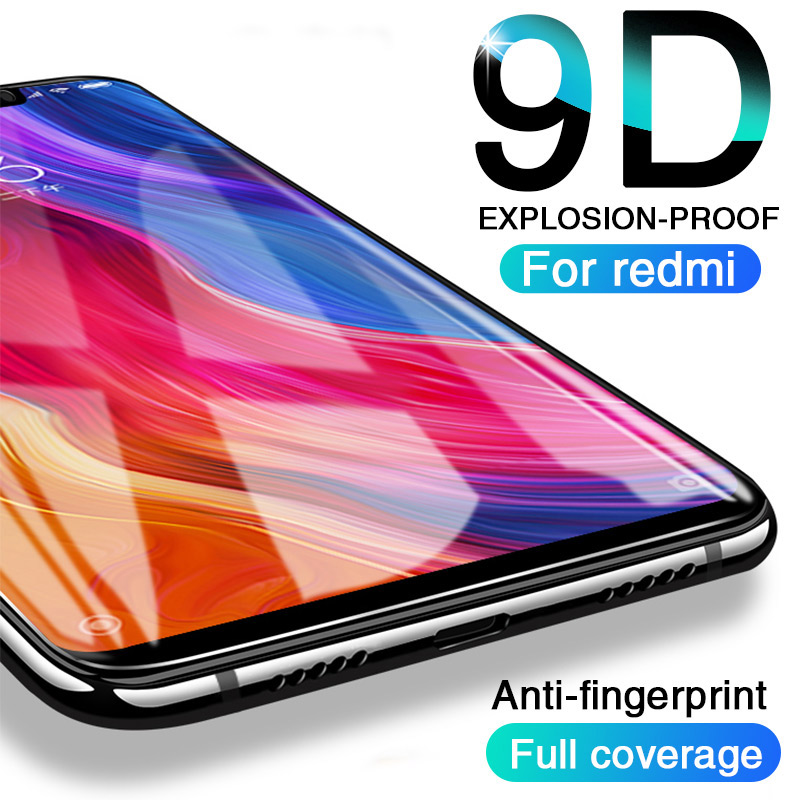 Tempered Glass For Xiaomi Redmi Note 5 6 7 Pro Screen Protector Redmi 5A 6A 6 Pro 5 Plus Glass Protective Glass On Redmi Note 7
