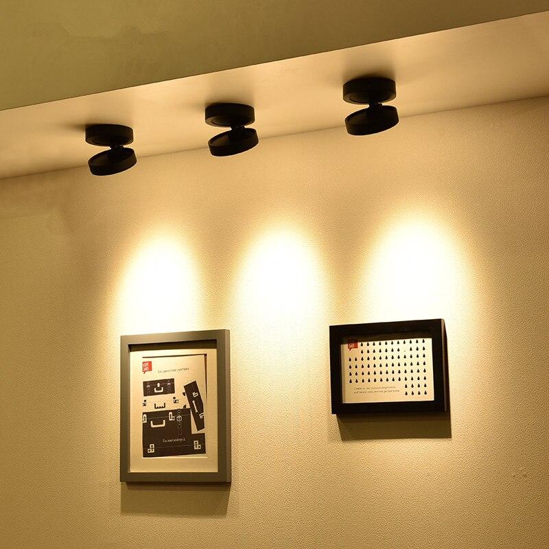 5w 7w superficie montado lampadas de teto 02