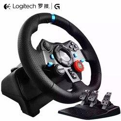 Logitech G29 Lenkrad Racing Simulation Fahren Kompatibel für PC/PS3/PS4 Computer Spiel Zubehör (Neue verpackung)
