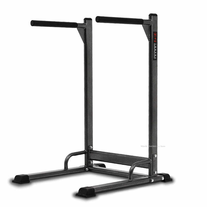 Home Gym Dompelen Station Zware Dip Stand Parallel Bar, Multifunctionele Training Parallel Bar, horizontale Bar Pull-Up Apparaat