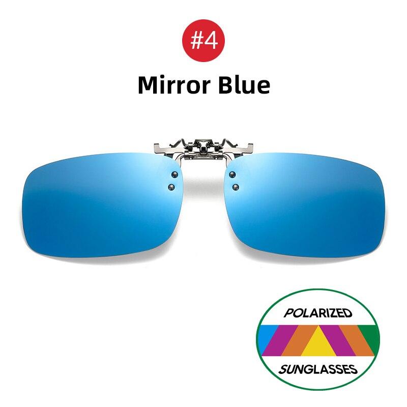 4 Mirror Blue