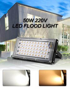 Light-Panel Floodlight Street-Lighting Foco Led-Ceiling-Spot Kitchen Refletor Outdoor