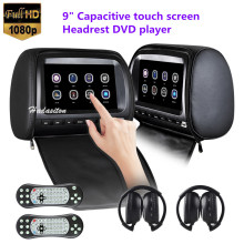 Dvd-Player Monitor Support Capacitive-Screen Car-Headrest Ir/wireless-Game Universal