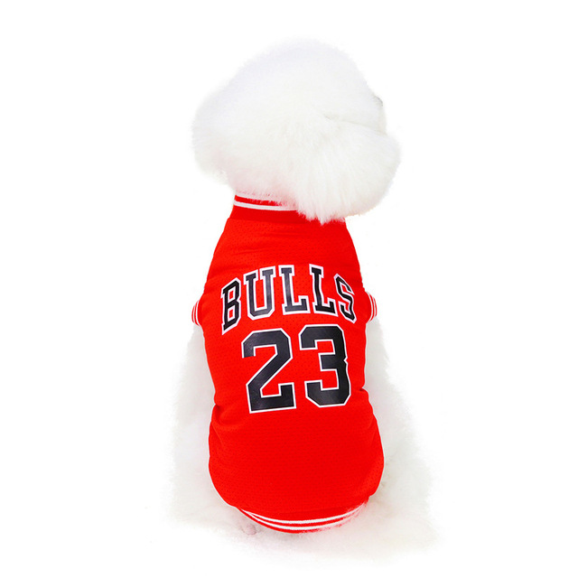 Dog Basketball Jerseys 6